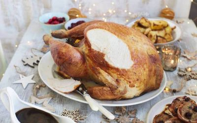 Registered and Trusted – the Golden Turkeys® Mark is THE Gold Standard for Traditional Christmas Turkeys