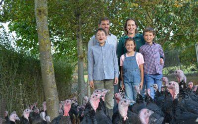 Farmer-Focus : Lower Clopton Farm