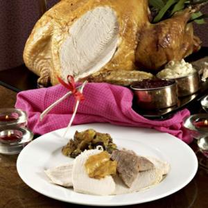 Alex Hollywood Christmas Turkey Recipe