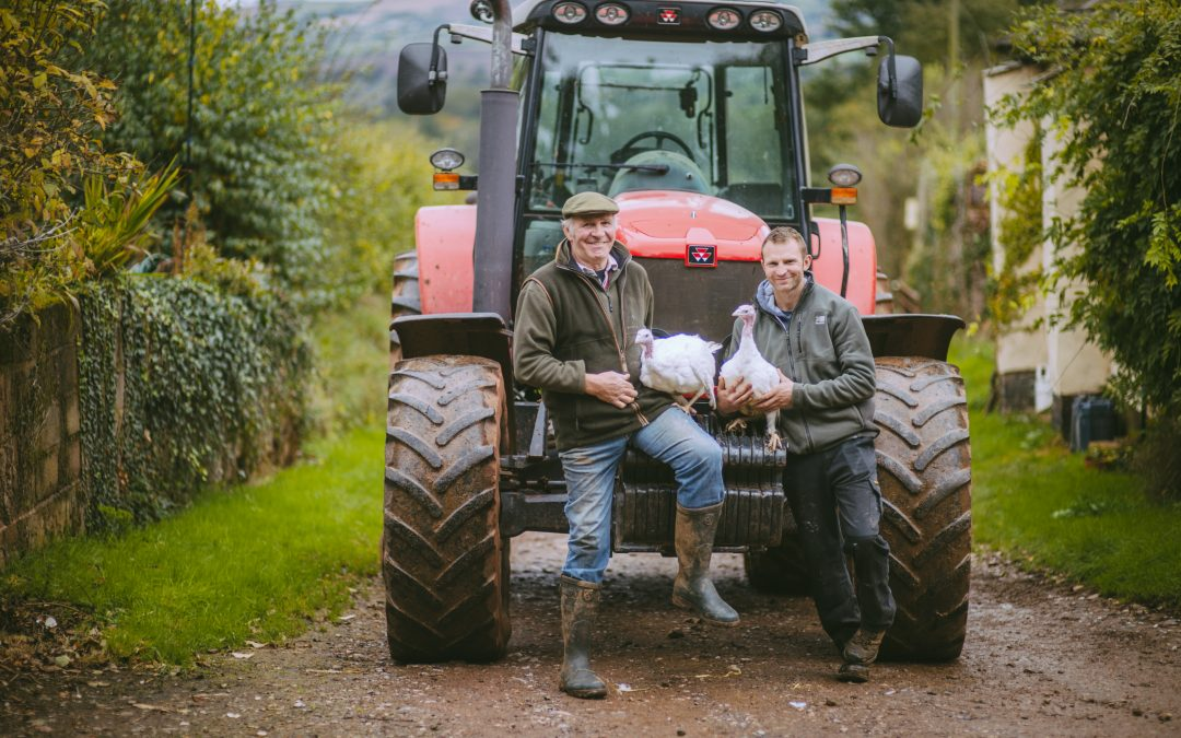 Farmer-Focus : Exeter Turkey Farm