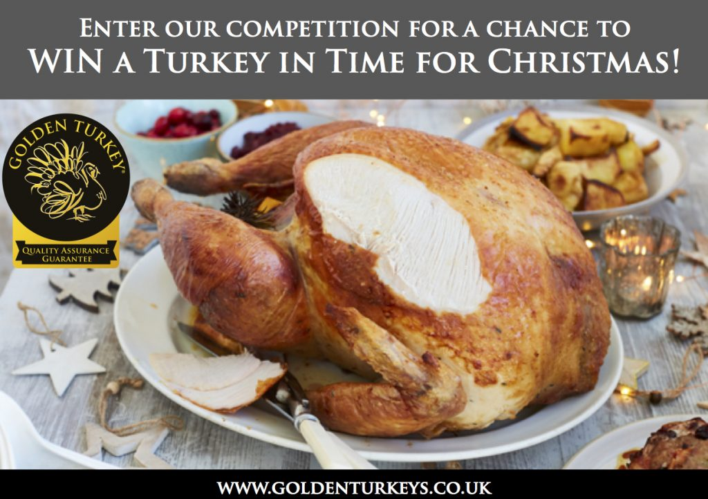 Golden Turkey Competition
