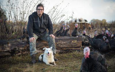 Farmer Focus – John Wright Turkeys